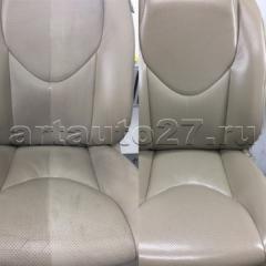 kozha rav4 6 1 240x240 - Реставрация салона Toyota Rav4