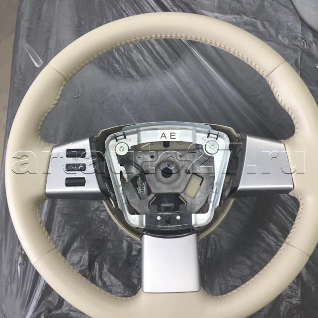 Реставрация рулевого колеса Nissan Murano