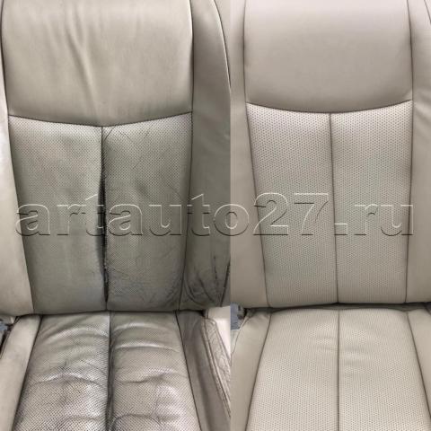 kozha teana 1 2 480x480 - Реставрация салона Nissan Teana