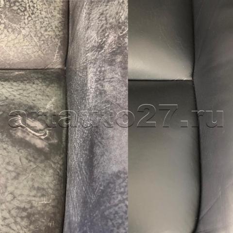 restavracia sideniy volvo3 1 480x480 - Реставрация сидений Volvo s 90