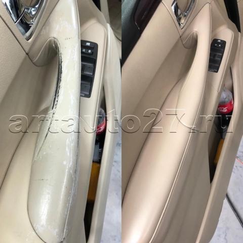 sideniya lexus570 1 1 480x480 - Реставрация водительского сидения, подлокотника и дверных карт Lexus 570