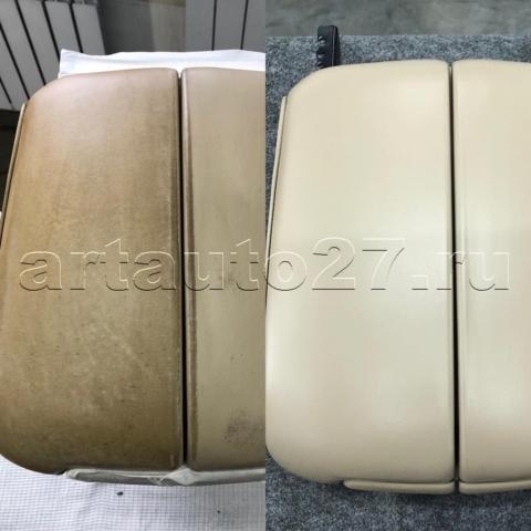 sideniya lexus570 3 1 480x480 - Реставрация водительского сидения, подлокотника и дверных карт Lexus 570