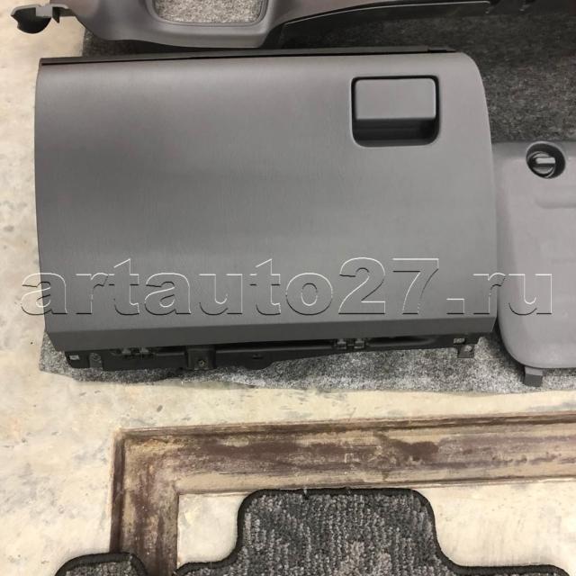 Реставрация пластика Toyota Prado