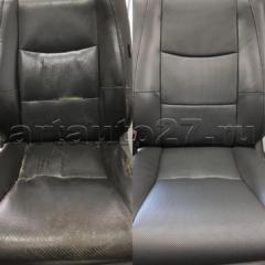 5 240x240 - Реставрация сидений Toyota Prado