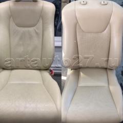 kozha lexus 450 9 1 240x240 - Реставрация кожи автомобиля Lexus 450